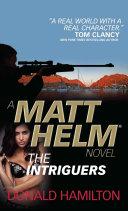 Matt Helm - The Intriguers Pdf/ePub eBook
