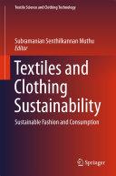 Textiles and Clothing Sustainability Pdf/ePub eBook
