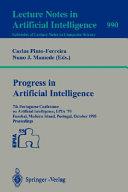 Progress in Artificial Intelligence