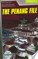 The Penang File Starter/Beginner Book with Audio CD Pack
