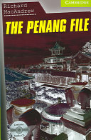 The Penang File Starter Beginner Book with Audio CD Pack