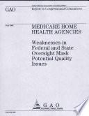 Medicare Home Health Agencies