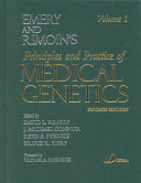 Emery and Rimoin s Principles and Practice of Medical Genetics Book