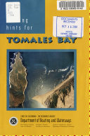 Safe Boating Hints for Tomales Bay