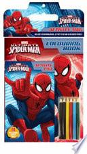 Marvel Ultimate Spider-Man Activity Bag
