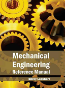 Mechanical Engineering Reference Manual Book