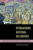 Reimagining National Belonging