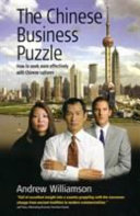 The Chinese Business Puzzle