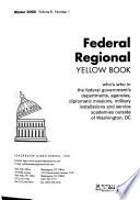 Federal Regional Yellow Book