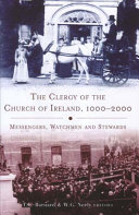 The Clergy Of The Church Of Ireland 1000 2000