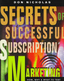Secrets of Successful Subscription Marketing
