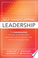 Self-Handicapping Leadership