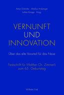 Vernunft und Innovation