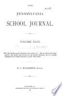 The Pennsylvania School Journal