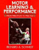 Motor Learning   Performance