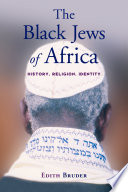 The Black Jews of Africa Book PDF