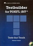 Testbuilder for TOEFL IBT(TM). Student's Book