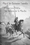 Pdf El ingenioso hidalgo Don Quijote de la Mancha Telecharger