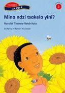 Books - Mina ndzi tsakela yini? | ISBN 9780195769463