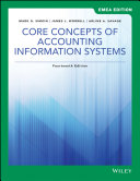 Core Concepts of Accounting Information Systems Book
