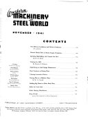 Western Machinery and Steel World     Book