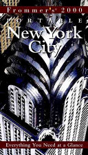 Frommer s  Portable New York City 2000