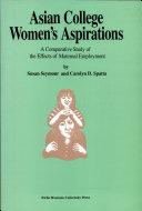 Asian College Women s Aspirations