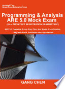Programming & Analysis (PA) ARE 5.0 Mock Exam (Architect Registration Exam):
