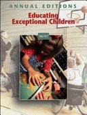 Educating Exceptional Children 06 07
