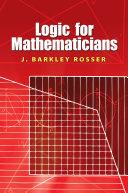 Logic for Mathematicians