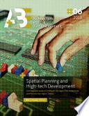 Spatial Planning And High Tech Development