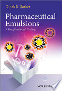 Pharmaceutical Emulsions