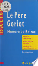 Père Goriot Pdf/ePub eBook
