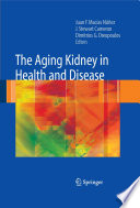 The Aging Kidney in Health and Disease Book