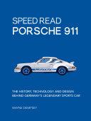 Speed Read Porsche 911 Book