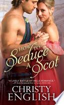 How to Seduce a Scot Book