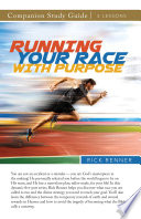 Running Your Race With Purpose Study Guide