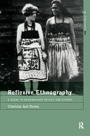 Reflexive Ethnography