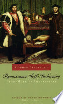 Renaissance Self Fashioning