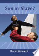 Son Or Slave  Book