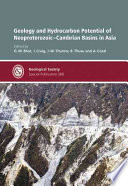 Geology and Hydrocarbon Potential of Neoproteozoic Cambrian Basins in Asia