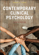 Contemporary Clinical Psychology Pdf/ePub eBook