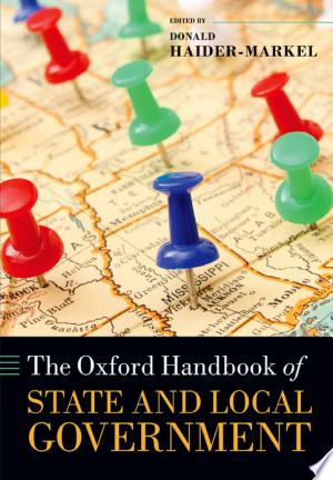 Download The Oxford Handbook of State and Local Government Free Books - Dlebooks.net