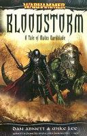 Bloodstorm Book