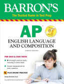 Barron s AP English Language and Composition with Online Tests