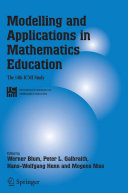 Modelling and Applications in Mathematics Education