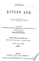 Littell s Living Age Book