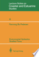 Environmental Hydraulics  Stratified Flows