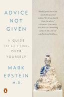 Advice Not Given [Pdf/ePub] eBook