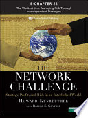 The Network Challenge  Chapter 22